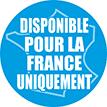 Produkt nur in Frankreich erhältlich