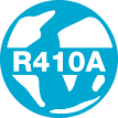 R410A fluid