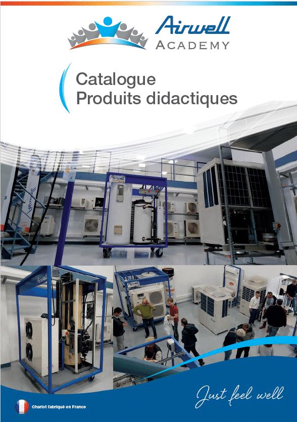 Catalogue Chariots Didactiques