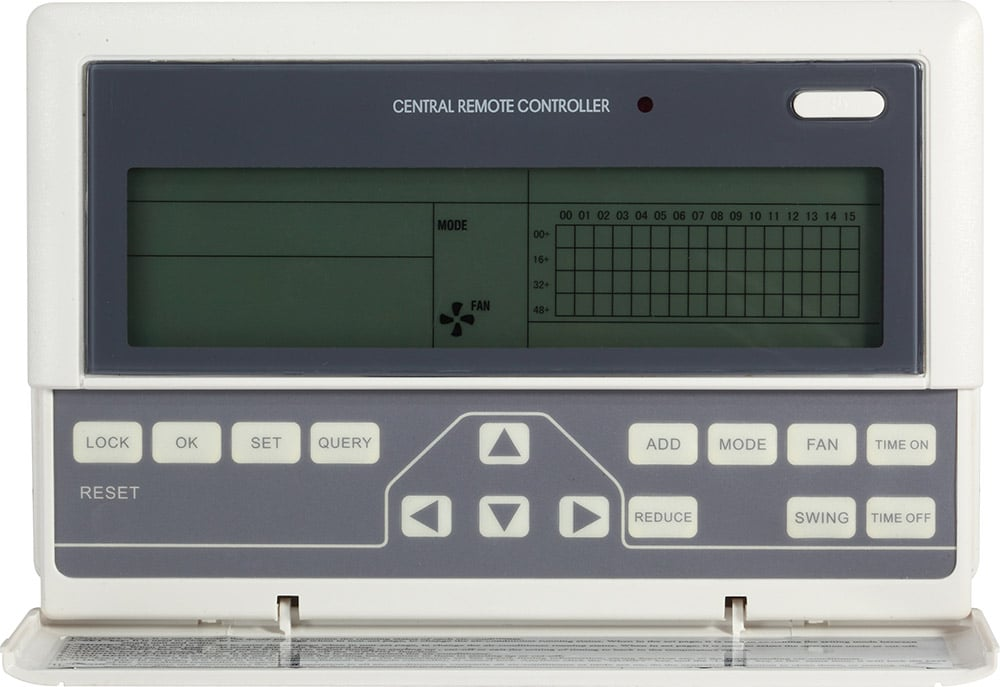 Central controller RCW16