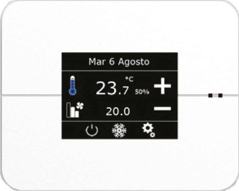 RCW15 Thermostat PAC BT (power supply mandatory)